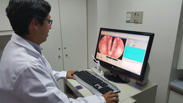 Expertos en rehabilitación vocal