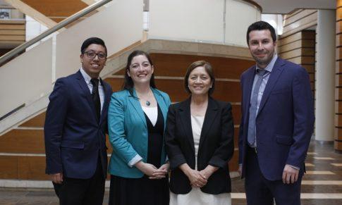 Metacomunicación en la Universidad de los Andes Chile