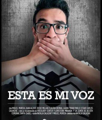 """Cortometraje para SmartFilms: """"Esta es mi voz"""""""